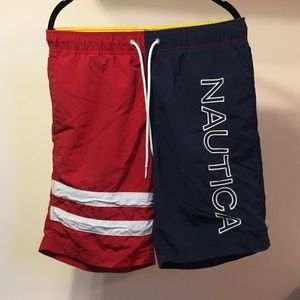 Nautica Sailing Nylon Shorts